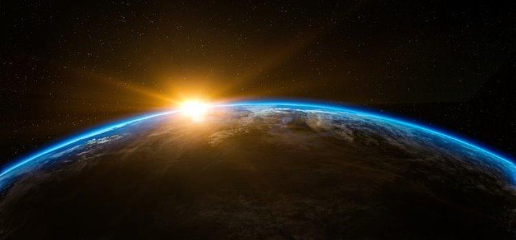 Earth Dawning
