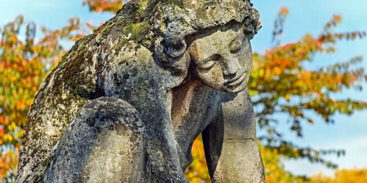 Suffering Statue